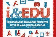 Participación en las Jornadas I&EDU 2018